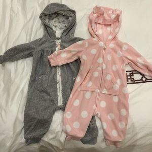 H&M Matching Sets - HUGE LOT OF NEWBORN BABY GIRL CLOTHES (NEW&1 WEAR)